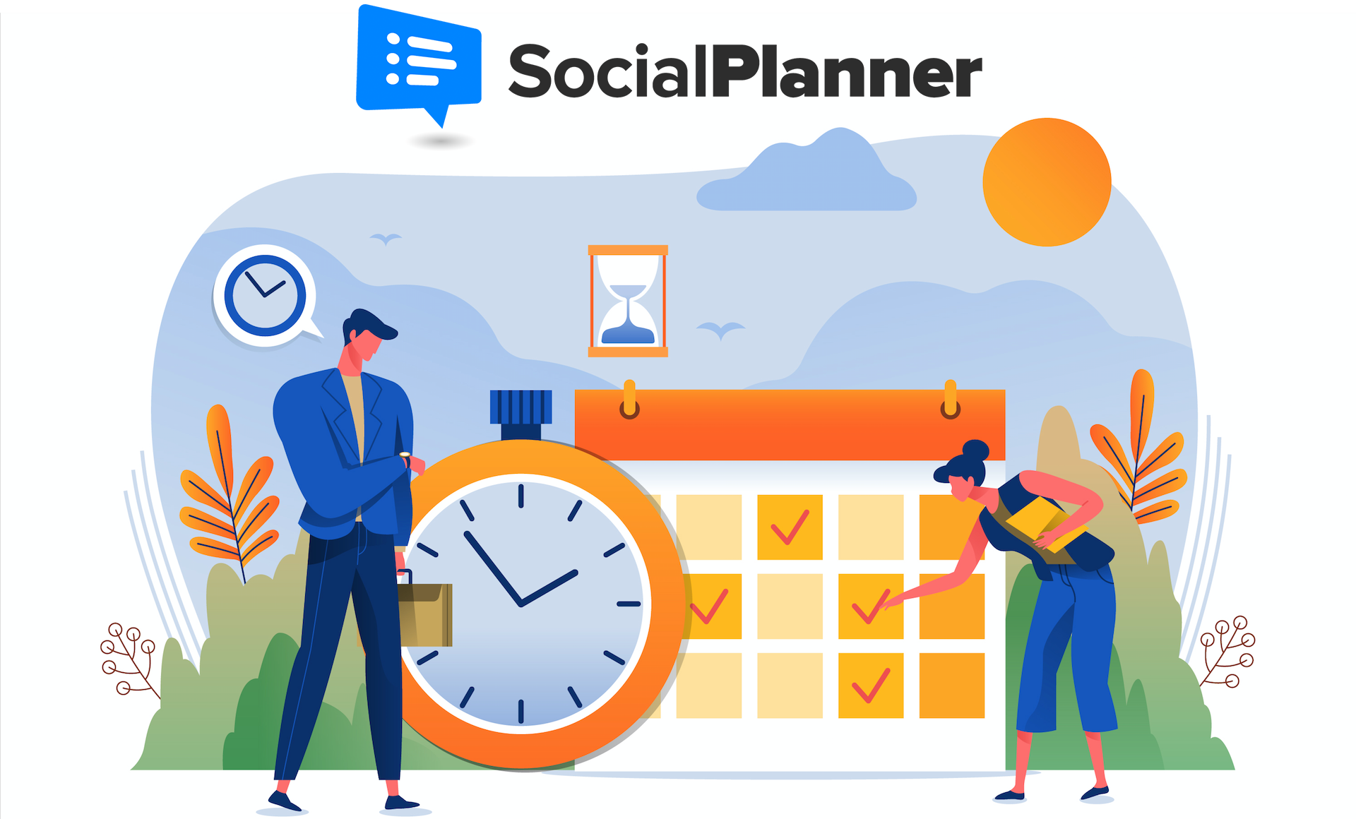 SocialPlanner - Social Media Calendar And Scheduling