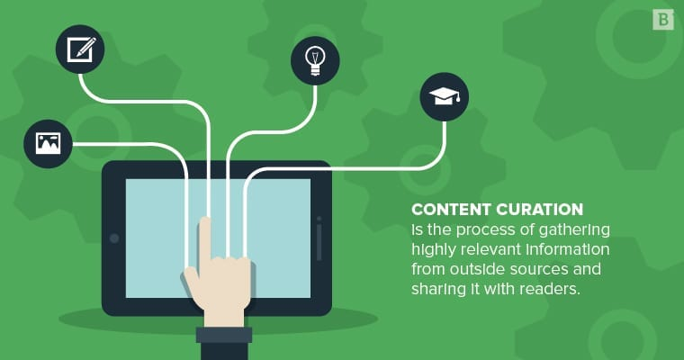 Content Curation is actually about choosing smart