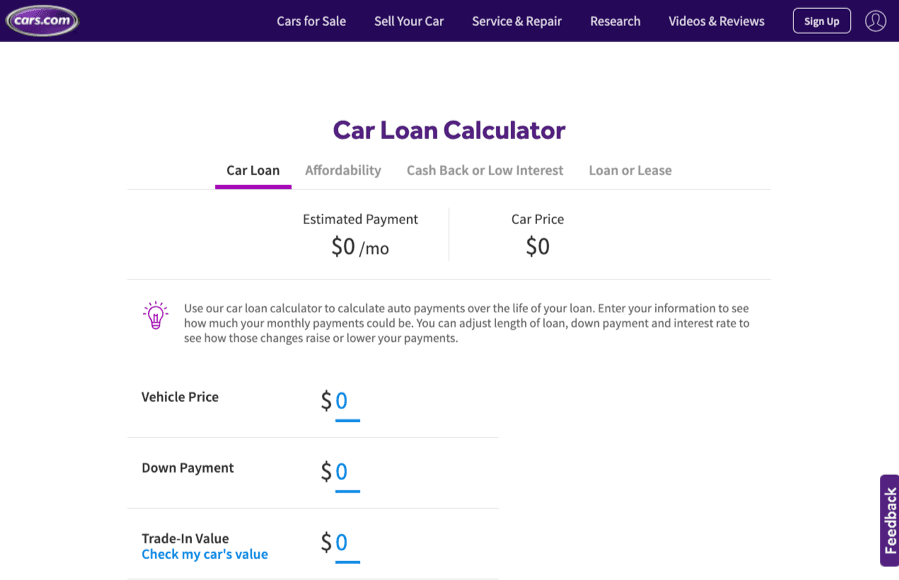Cars.com know the value of meeting your audience's needs